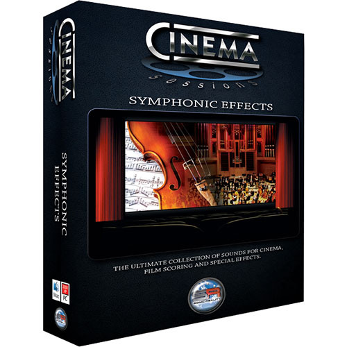 Sonic Reality Cinema Sessions Symphonic Effects KONTAKT-MAGNETRiXX