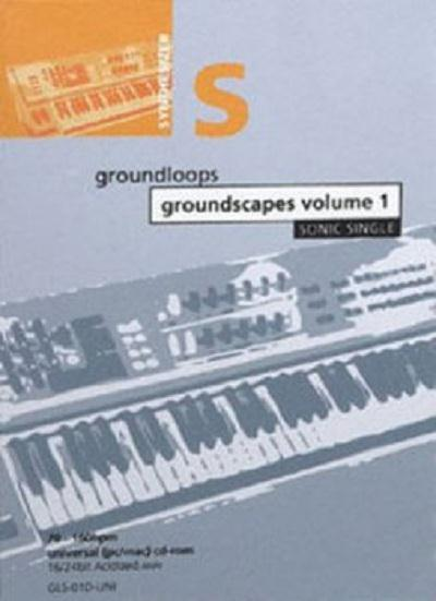 Sonic Stop Groundscapes Vol 1 Wav-CoBaLT
