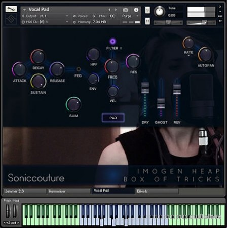 SonicCouture Box of Tricks KONTAKT