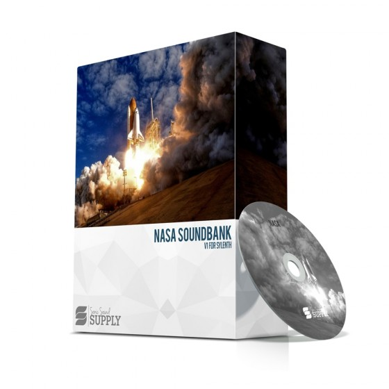 Sonicsoundsupply NASA For LENNAR DiGiTAL SYLENTH1