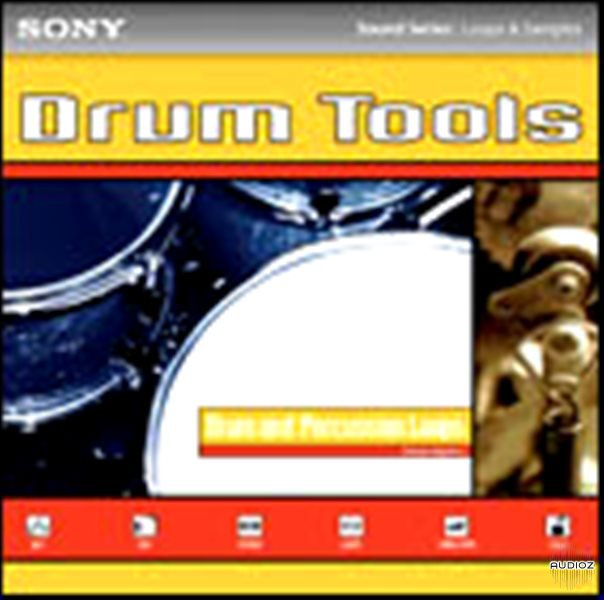 Sony Media Software Drum Tools ACID-SoSISO