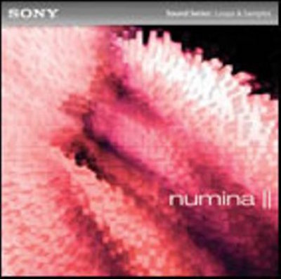 Sony Media Software Numina II WAV ACiD-SoSISO