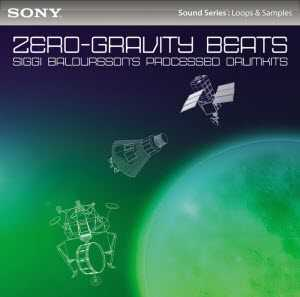 Sony MediaSoftware Processed Drumkits Zero Gravity Beats ACID-SoSISO