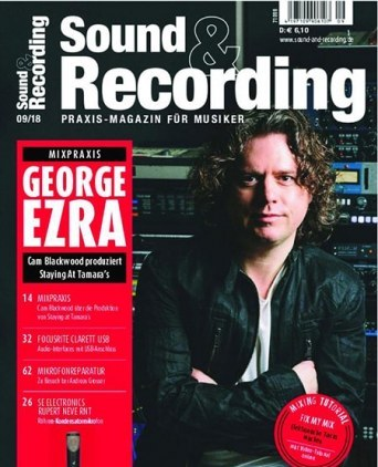 Sound & Recording August 2018