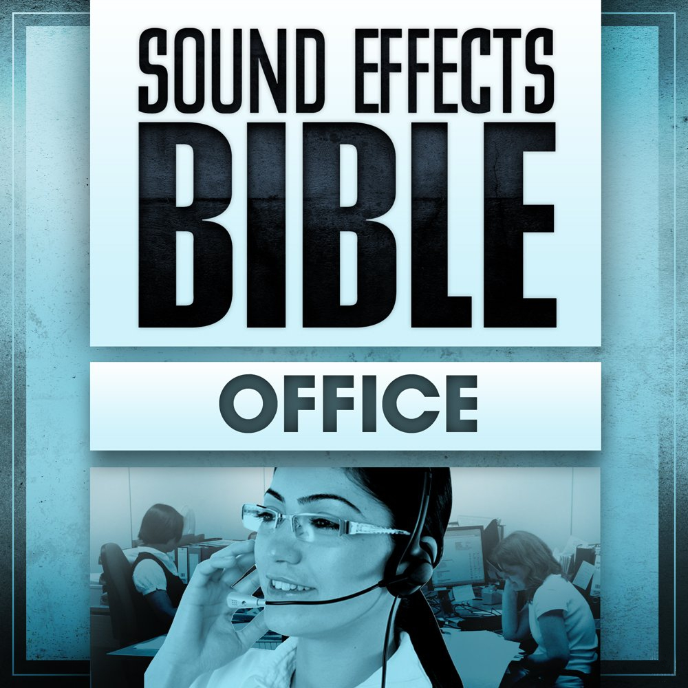 Sound Effects Bible Office WAV