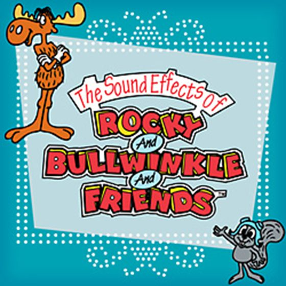 Sound Ideas Rocky Bullwinkle And Friends Sound Effects Library WAV