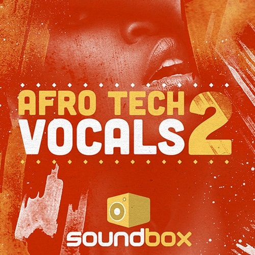 Soundbox Afro Tech Vocals 2 WAV