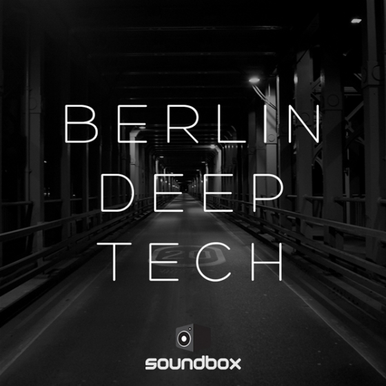 Soundbox Berlin Deep Tech WAV