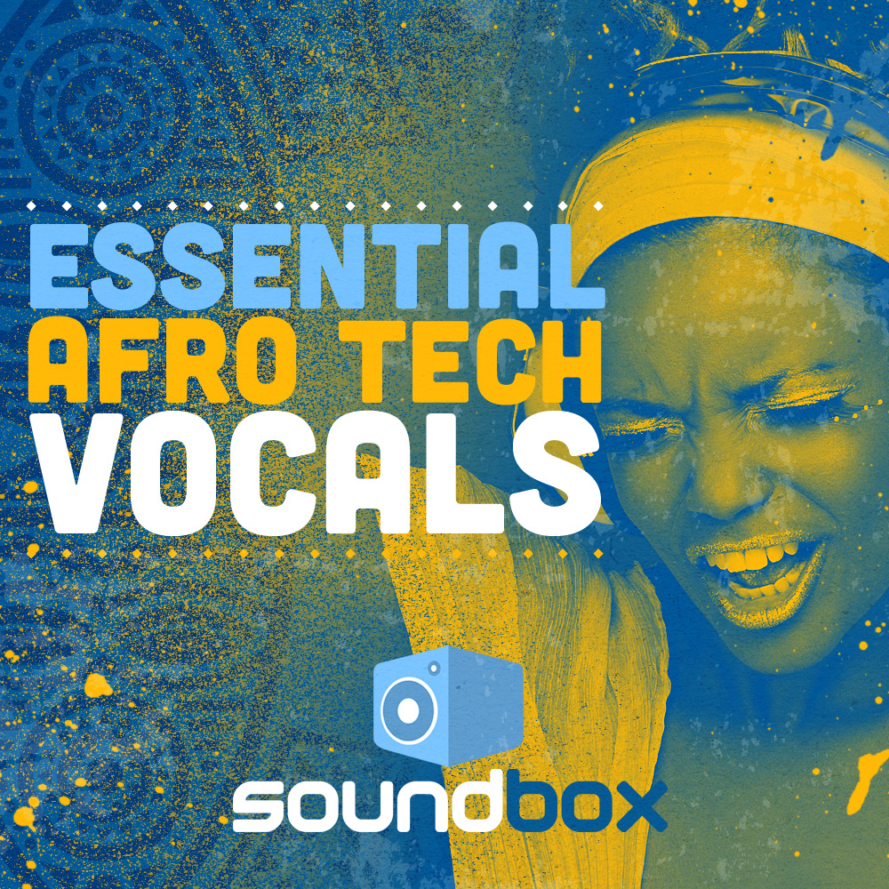 Soundbox Essential Afro Tech Vocals