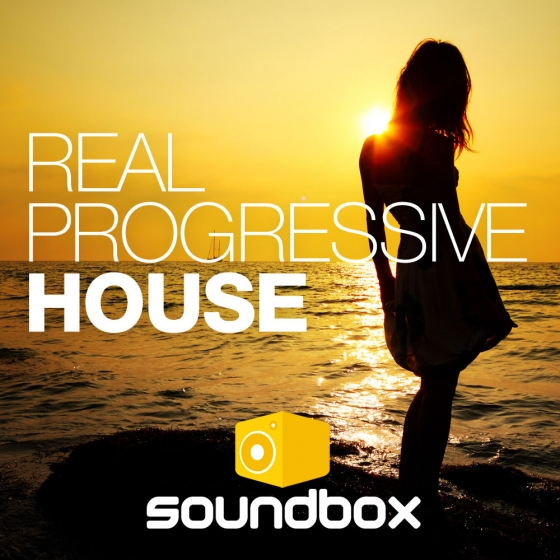 Soundbox Real Progressive House WAV AiFF-AUDIOSTRiKE