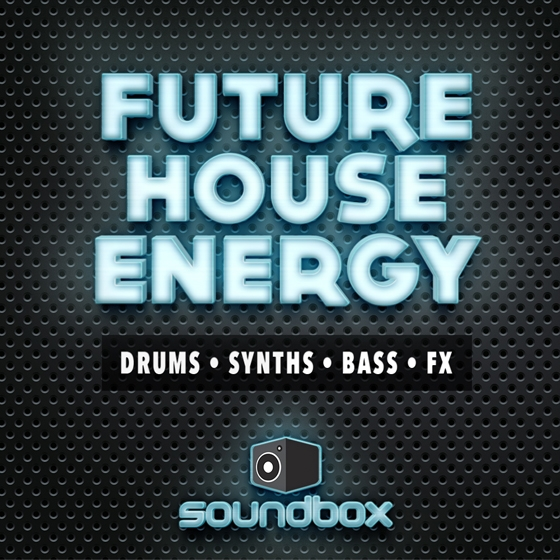 Soundbox Future House Energy WAV
