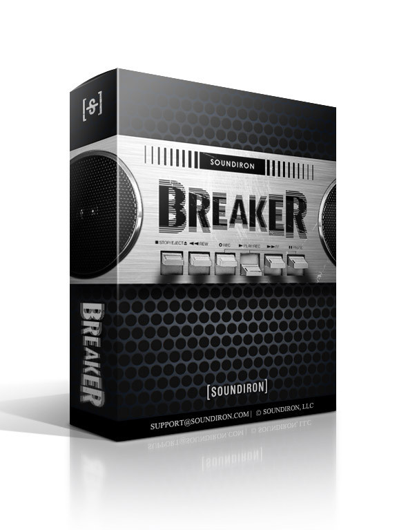 Soundiron Breaker Incl Update KONTAKT