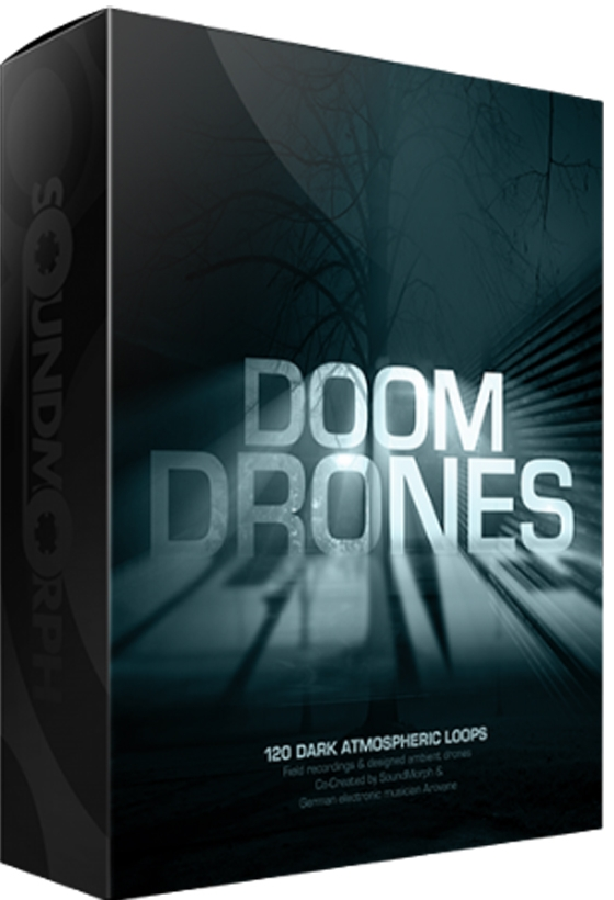 Soundmorph Doom Drones WAV