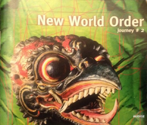 Sounds Good New World Order Journey #2 CDDA-GHOSTiSO
