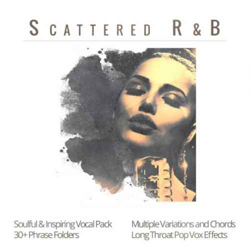 Sounds In HD Scattered RnB Vocal Pack
