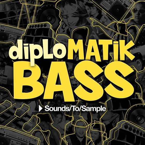 Sounds to Sample diploMATIK Bass MULTiFORMAT