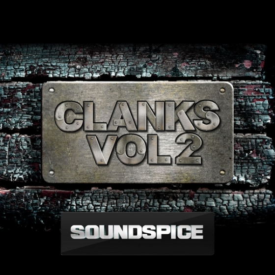 Soundspice Clanks Vol.2 WAV-AUDIOSTRiKE