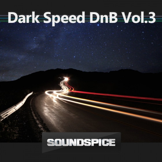 Soundspice Dark Speed DnB Vol.3 WAV-AUDIOSTRiKE