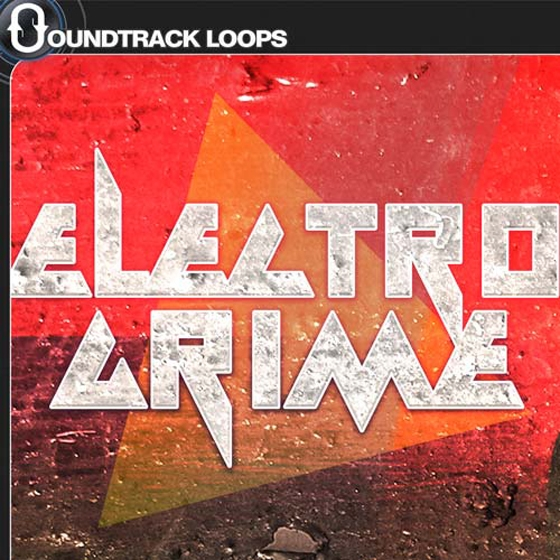Soundtrack Loops Electro Grime WAV REX