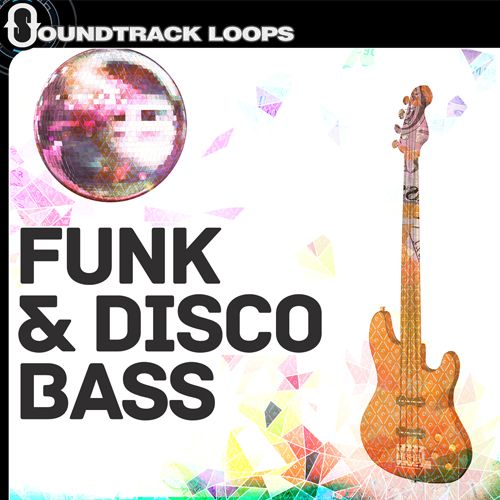 Soundtrack Loops Funk and Disco Bass ACiD WAV AiFF REX2 ALP-MAGNETRiXX