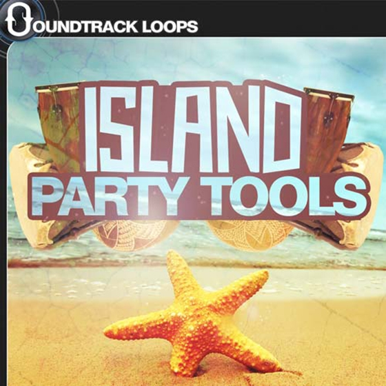 Soundtrack Loops Island Party Tools WAV