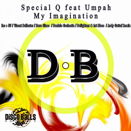 Special Q, Umpah - My Immagination, Pt. 2 [DBR111]