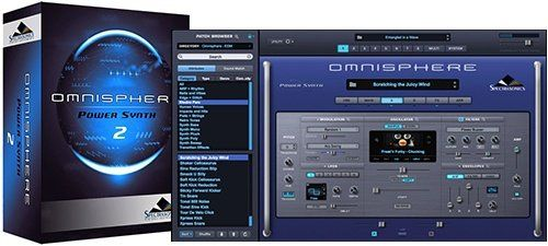 Spectrasonics Omnisphere 2 Software Update 2.2.0e WiN/OSX