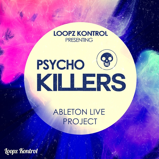 Speedsound Ableton Live Project Psycho Killers-AUDIOSTRiKE