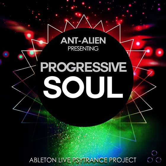 Speedsound Loops Ant Alien Progressive Soul For ABLETON LiVE PROJECT