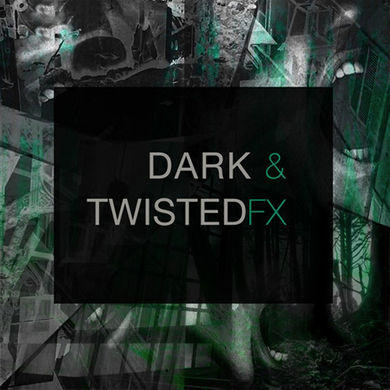 Spf Samplers Dark and Twisted FX WAV