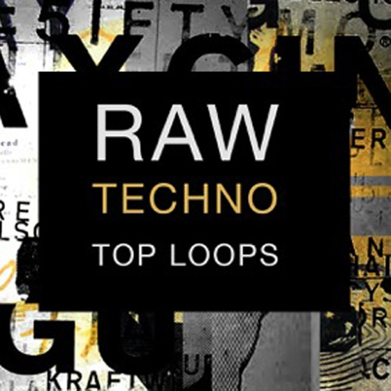 Spf Samplers Raw Techno Top Loops WAV-AUDIOSTRiKE