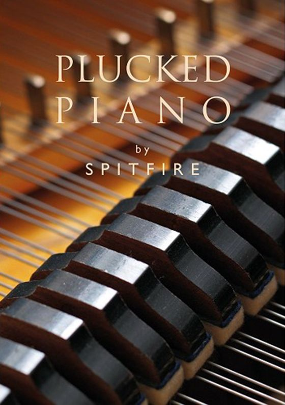 Spitfire Audio Plucked Piano KONTAKT