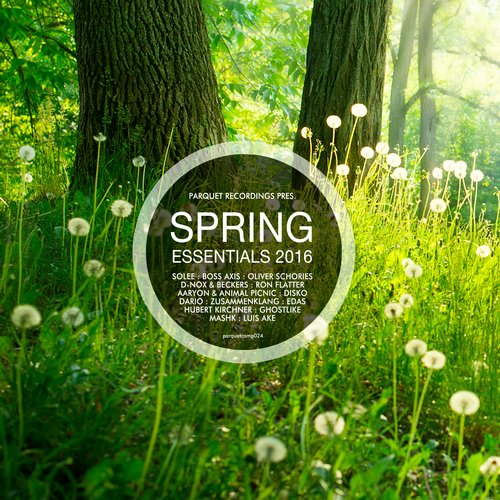 VA - Spring Essentials 2016 – Pres. By Parquet Recordings [PARQUETCOMP024]