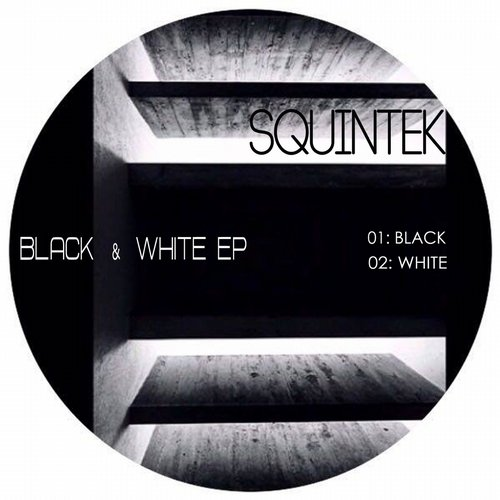 Squintek - Black / White [DNCLIM039]