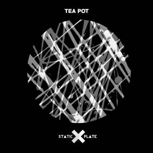 Static Plate - Tea Pot [10096715]
