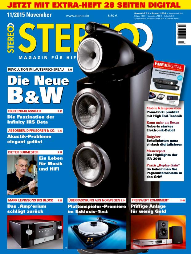 Stereo Magazin November 2015