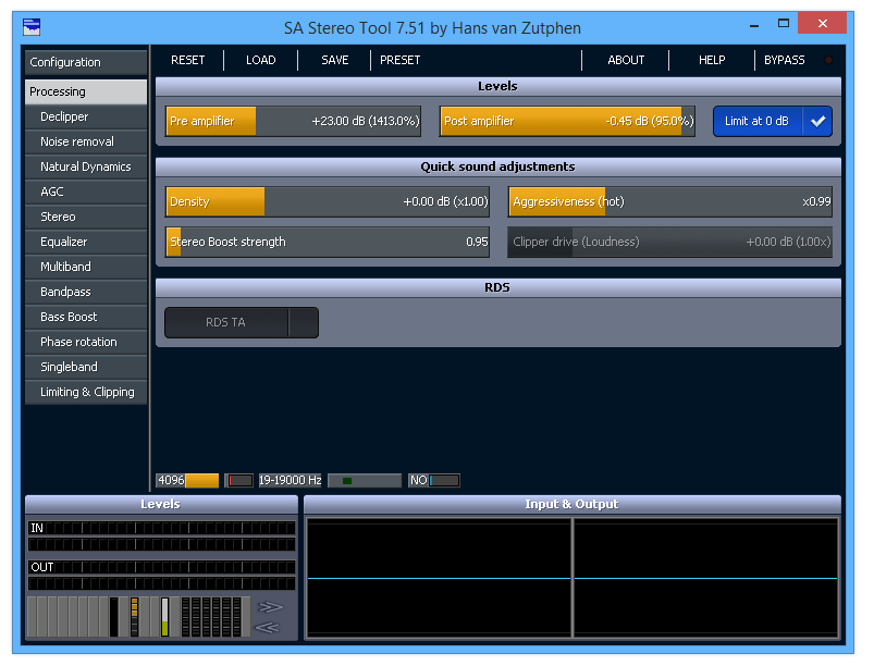 Stereo Tool 7.72 + Plugin for Winamp