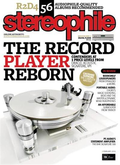 Stereophile February 2016