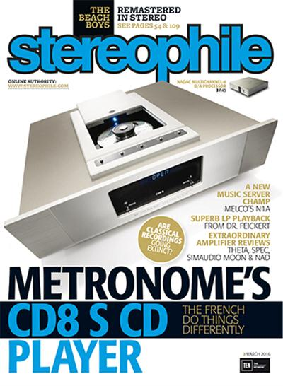 Stereophile March 2016