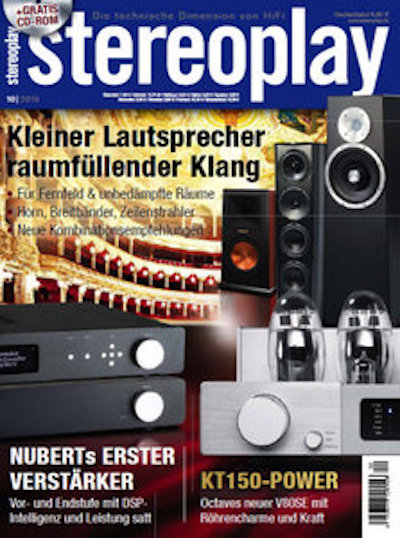 Stereoplay (Die technische Dimension von HiFi) Magazin Oktober No 10 2015