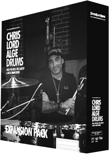 Steven Slate Drums 4 Chris Lord Alge Expansion