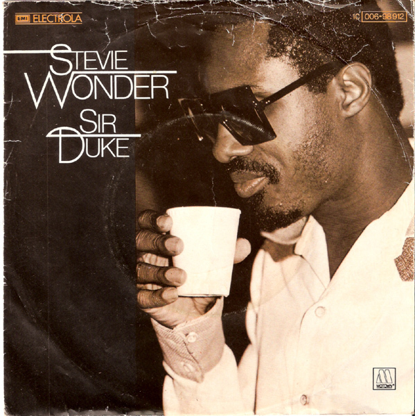 Stevie Wonder - Sir Duke Remix Stems FLAC