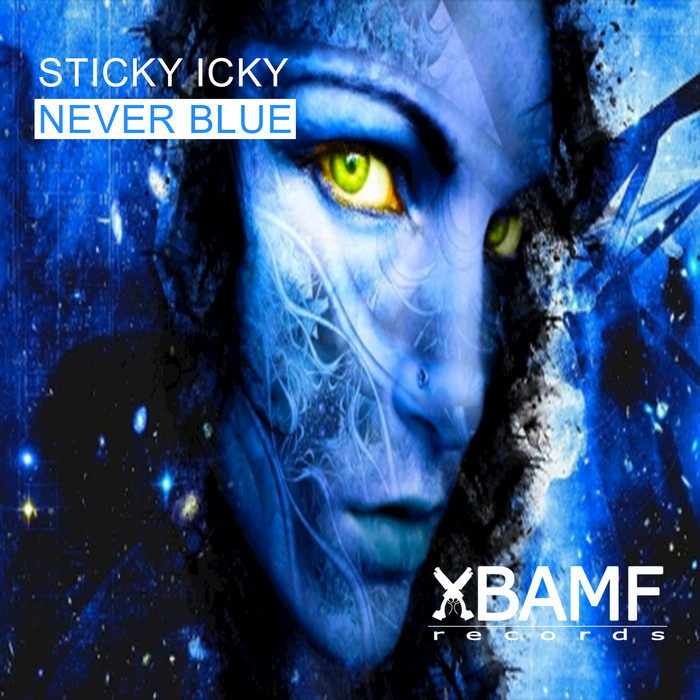 Sticky Icky - Never Blue [22090]