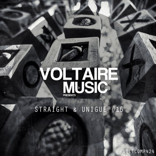 VA - Straight & Unique Issue 16 [VOLTCOMP439]