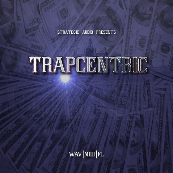 Strategic Audio Trapcentric WAV MiDi FLP-AUDIOSTRiKE