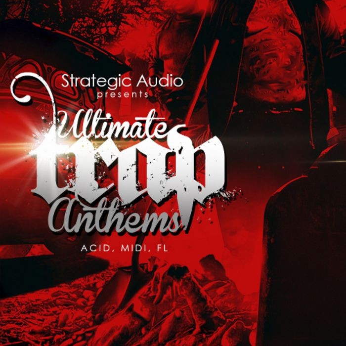 Strategic audio ultimate trap anthems scd discover afdrivfi for Acid house anthems