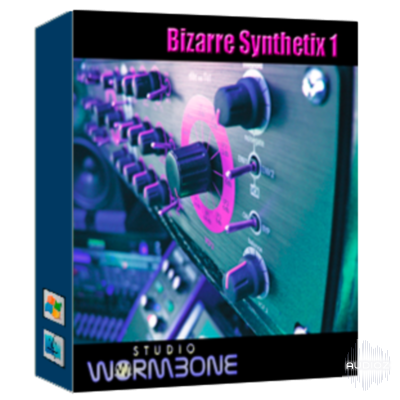 Studio Wormbone Bizarre Synthetix ACID WAV-DISCOVER