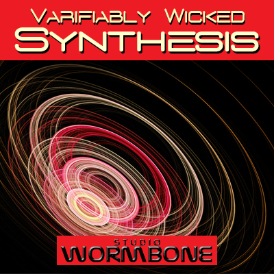 Studio Wormbone Varifiably Wicked Synthesis ACID WAV AiFF REX-DISCVOER