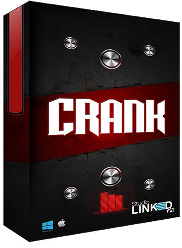 StudioLinkedVST Crank VST For PC 32/64Bit VST