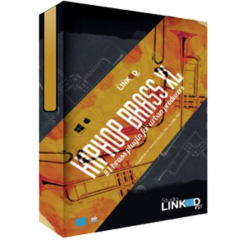 StudioLinkedVST Hip Hop Brass XL Workstation WiN X32Bit/MacOSX AU VST